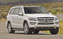 2013 Mercedes-Benz GL-Class Photo 1