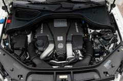 2014 Mercedes-Benz GL-Class exterior