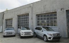 2014 Mercedes-Benz GL-Class Photo 4