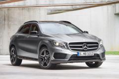 2015 Mercedes-Benz GLA-Class Photo 3