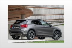 2015 Mercedes-Benz GLA-Class exterior