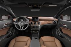 2015 Mercedes-Benz GLA-Class interior