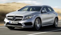 2016 Mercedes-Benz GLA-Class Photo 1