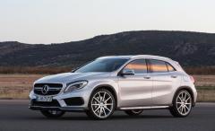 2016 Mercedes-Benz GLA-Class Photo 6