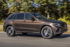 2016 Mercedes-Benz GLC-Class exterior