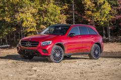 2018 Mercedes-Benz GLC-Class exterior