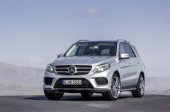 2016 Mercedes-Benz GLE Class Photo 1