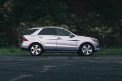 2018 Mercedes-Benz GLE Class exterior