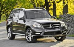 2011 Mercedes-Benz GLK-Class Photo 1