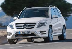 2012 Mercedes-Benz GLK-Class Photo 1