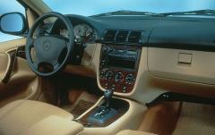 1998 Mercedes-Benz M-Class interior