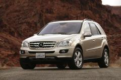 2006 Mercedes-Benz M-Class Photo 1