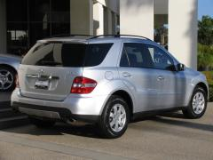 2007 Mercedes-Benz M-Class Photo 8