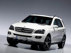 2007 Mercedes-Benz M-Class Photo 12