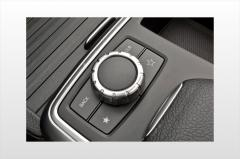 2014 Mercedes-Benz M-Class interior