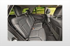 2015 Mercedes-Benz M-Class interior