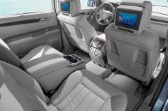 2007 Mercedes-Benz R-Class interior