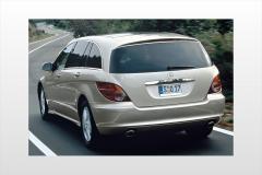 2007 Mercedes-Benz R-Class exterior