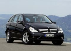 2008 Mercedes-Benz R-Class Photo 1