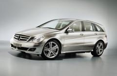 2010 Mercedes-Benz R-Class Photo 1