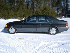 1994 Mercedes-Benz S-Class Photo 2