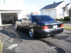 1994 Mercedes-Benz S-Class Photo 4