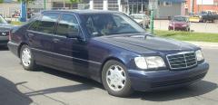 1994 Mercedes-Benz S-Class Photo 6