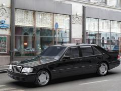 1994 Mercedes-Benz S-Class Photo 8