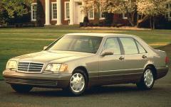 1995 Mercedes-Benz S-Class exterior