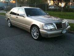 1995 Mercedes-Benz S-Class Photo 6