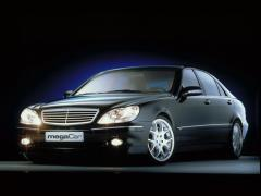 1996 Mercedes-Benz S-Class Photo 6