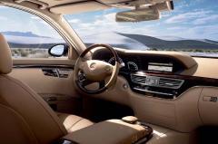 1997 Mercedes-Benz S-Class Photo 4