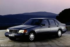 2000 Mercedes-Benz S-Class Photo 3