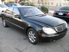 2001 Mercedes-Benz S-Class Photo 2