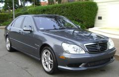 2001 Mercedes-Benz S-Class Photo 1
