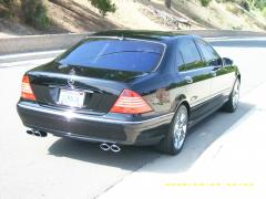 2001 Mercedes-Benz S-Class Photo 5