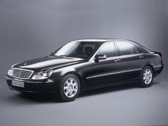 2002 Mercedes-Benz S-Class Photo 1
