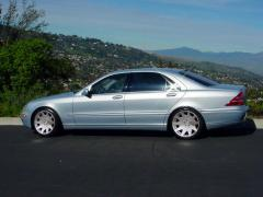 2002 Mercedes-Benz S-Class Photo 3