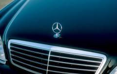 2002 Mercedes-Benz S-Class exterior