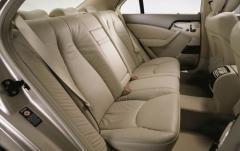 2003 Mercedes-Benz S-Class interior