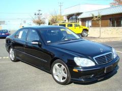 2003 Mercedes-Benz S-Class Photo 3