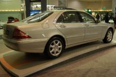 2004 Mercedes-Benz S-Class Photo 15