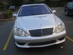 2004 Mercedes-Benz S-Class Photo 16