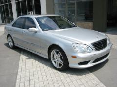 2004 Mercedes-Benz S-Class Photo 1