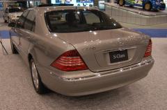 2004 Mercedes-Benz S-Class Photo 17
