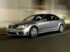 2008 Mercedes-Benz S-Class Photo 3