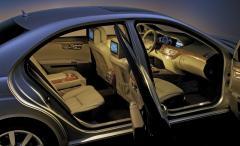 2008 Mercedes-Benz S-Class Photo 5
