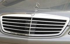 2008 Mercedes-Benz S-Class exterior