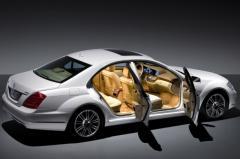 2009 Mercedes-Benz S-Class Photo 5