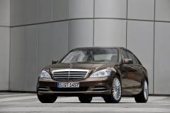 2009 Mercedes-Benz S-Class Photo 6